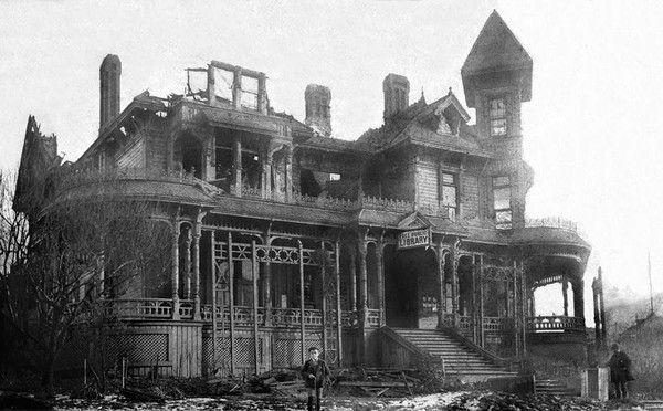 Wakefield City Buildings Demolished