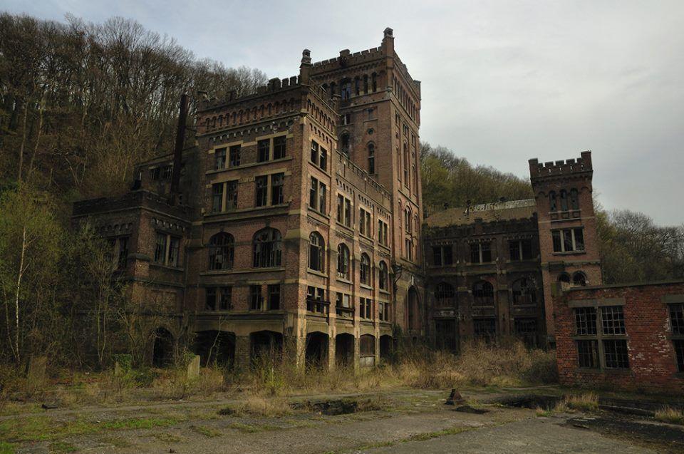 Maisons abandonnees ou hantees - Maisons abandonnees belgique ...